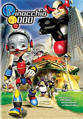 Cover image for Pinocchio 3000