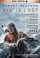 Cover image for All is lost