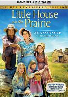 Cover image for Little house on the prairie Season one & the pilot movie