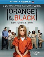 Cover image for Orange is the new black Season 1