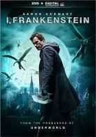 Cover image for I, Frankenstein