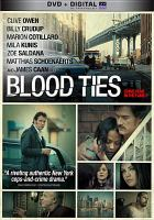 Cover image for Blood ties