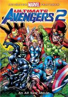 Cover image for Ultimate Avengers 2 rise of the panther