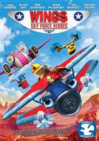 Cover image for Wings sky force heroes