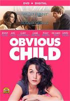 Cover image for Obvious child