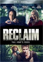 Cover image for Reclaim