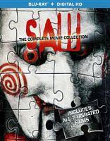 Imagen de portada para Saw. The complete movie collection