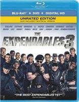Cover image for The Expendables 3