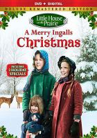 Cover image for Little House on the Prairie a merry Ingalls Christmas
