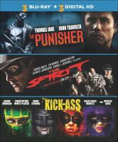 Imagen de portada para The Punisher ; The Spirit ; Kick-ass