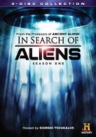 Cover image for In search of aliens Season 1