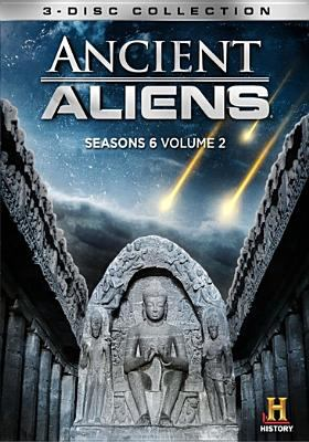 Cover image for Ancient aliens Season 6, volume 2