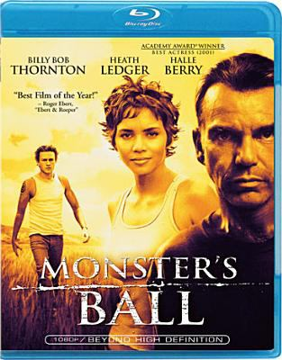 Cover image for Monster's ball