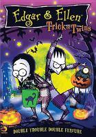 Cover image for Edgar & Ellen. Trick or twins