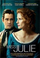 Cover image for Miss Julie