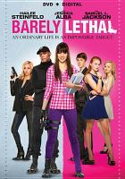 Cover image for Barely lethal