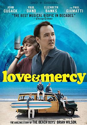 Cover image for Love & mercy