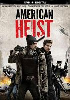 Cover image for American heist