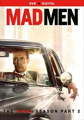 Cover image for Mad men the seventh - final season, part 2