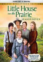 Cover image for Little house on the prairie. Season seven