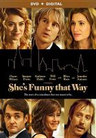 Cover image for She's funny that way