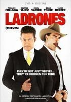 Cover image for Ladrones