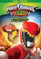 Cover image for Power Rangers dino charge 1, Unleashed