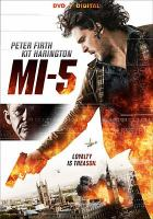 Cover image for MI-5