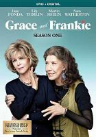 Cover image for Grace and Frankie season one