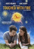 Cover image for Touched with fire