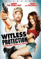 Imagen de portada para Witless protection