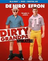 Cover image for Dirty grandpa