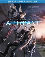Cover image for Allegiant