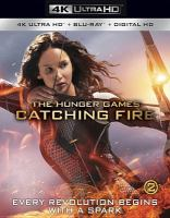 Cover image for The hunger games. Catching fire