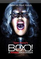 Cover image for Tyler Perry's Boo! a Madea Halloween