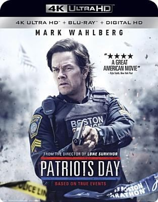 Cover image for Patriots Day