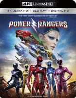 Cover image for Power Rangers