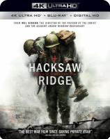 Cover image for Hacksaw Ridge