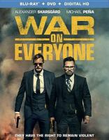 Cover image for War on everyone