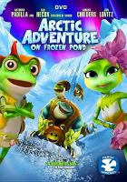 Cover image for Arctic adventure on frozen pond
