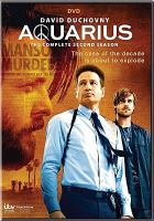 Cover image for Aquarius The complete second season