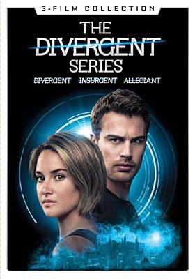 Cover image for The divergent series : 3-film collection