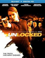 Cover image for Unlocked