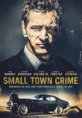 Cover image for Small town crime