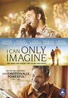 Cover image for I can only imagine