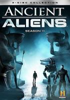 Cover image for Ancient aliens Season 11, vol.1.