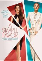 Cover image for A simple favor
