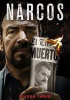 Cover image for Narcos Season three