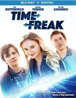 Cover image for Time freak