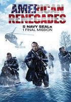 Cover image for American renegades